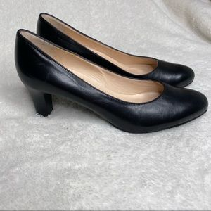 Peter Kaiser Leather Black Size 8